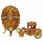 411835f3fe Oeuf Couronnement au carrosse - copie Oeuf Faberge Oeuf au carrosse du  couronnement