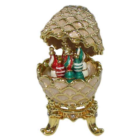 ef9876c5d7 Oeuf du Kremlin Inspiration Oeuf Faberge (miniature)