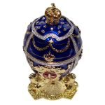 Oeuf Impérial, copie Oeuf Faberge