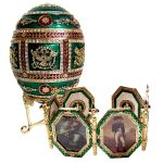 COPIE OEUF FABERGE