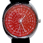 Montre Russe 24 heures - Expedition Polaire