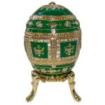 Oeuf Napoléonien,  Inspiration Oeuf Faberge