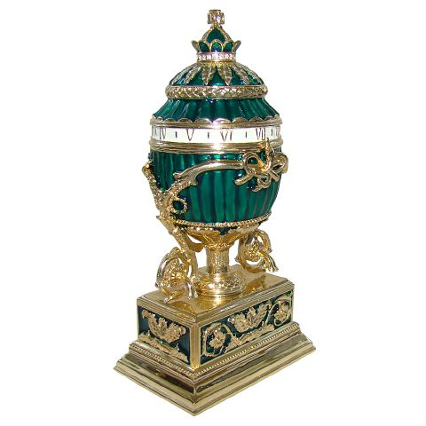Oeuf de Metzger, Inspiration Oeuf Faberge