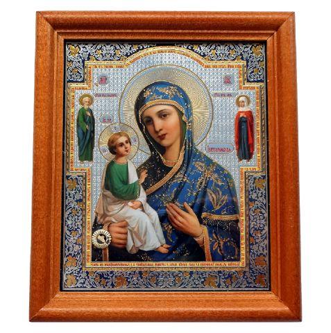 Icone Religieuse icone religieuse la vierge de jerusalem