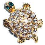 Tortue Broche Pin