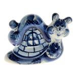 Escargot - Figurine en porcelaine russe