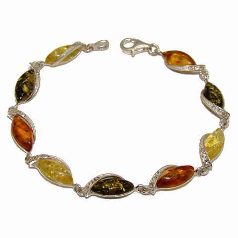 bracelet ambre naturel et argent pour femme bracelet ambre femme. Black Bedroom Furniture Sets. Home Design Ideas
